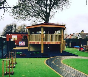 HOLLAND PARK NURSERY - Nursery age 0-4 yearsAll year round or term time.